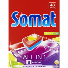 SOMAT All in 1, 48 ks , tablety do myčky